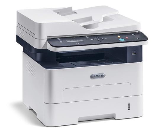 Фото - МФУ Xerox WorkCentre B205 Монохромная. A4, 30 стр/мин, 30K стр/мес, 256MB, Ethernet, ADF, лоток 250 листов, WiFi.- замена для 3215V_NI дополнительный лоток для бумаги xerox 497n00203 250 листов для wc pe120 120i