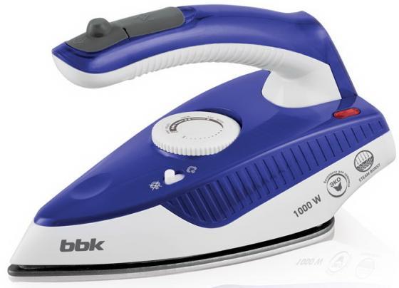 лучшая цена Утюг BBK ISE-1600 синий