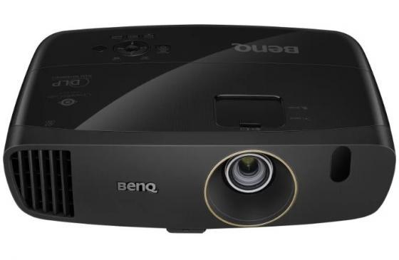 Проектор BENQ W2000+ (DLP, 1080p, 1920x1080, 2200Lm, 15000:1, +2xНDMI, MHL, 2x10W speaker, 3D Ready, lamp 6000hrs, BLACK цена в Москве и Питере