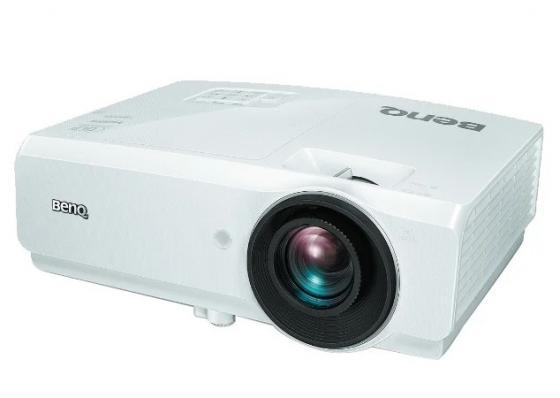 Фото - Проектор BENQ SW752+ 1280x800 5000 люмен 13000:1 белый 9H.JGH77.25E проектор benq sw752