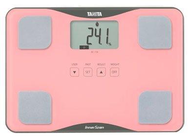 Весы напольные Tanita BC-718 (розовые)