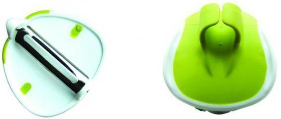 7425-WR Овощечистка-напальчник WINNER Состав: пластик пищевой, лезвия из нержав. стали цена и фото