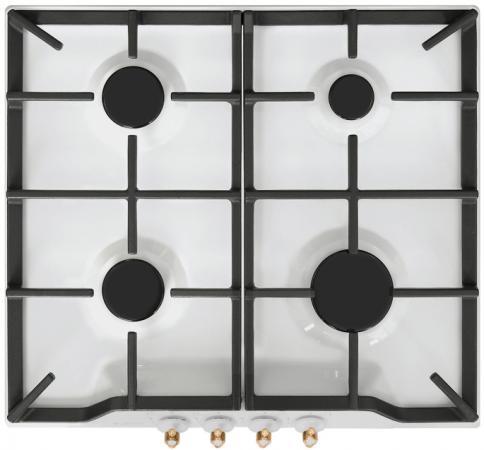 Варочная панель газовая Gefest ПВГ 1212 К82 белый
