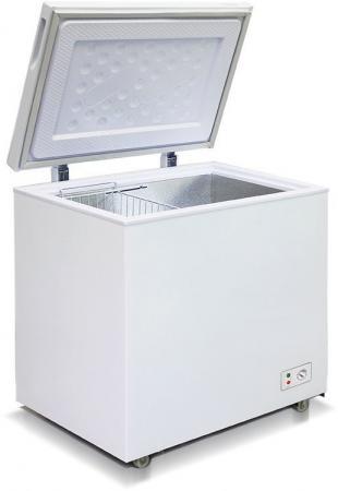 Морозильный ларь Бирюса Б-200KX белый