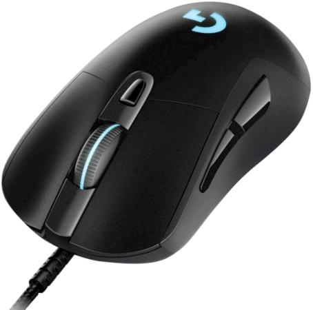 лучшая цена Мышь (910-005632) Logitech G403 Gaming Mouse USB 16000dpi HERO
