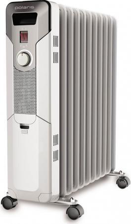 цены Радиатор масляный Polaris PRE W 1125 2500Вт белый