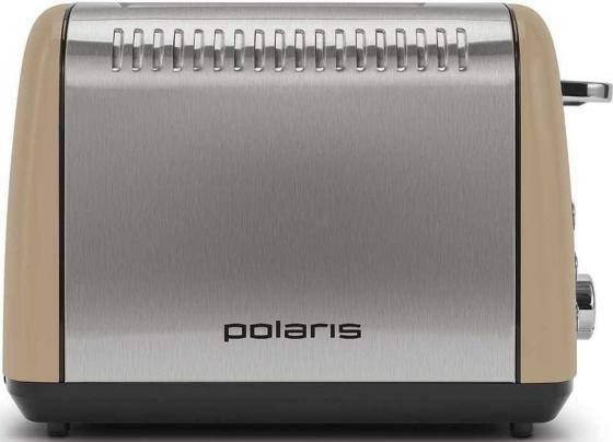 Тостер Polaris PET 0916A 900Вт шампань