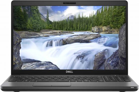 "Ноутбук Dell Latitude 5501 Core i5 9300H/8Gb/SSD256Gb/Intel UHD Graphics 630/15.6""/FHD (1920x1080)/Linux/black/WiFi/BT/Cam цена и фото"