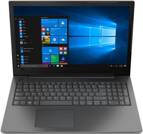 Ноутбук Lenovo V130-15IKB Core i5 7200U/8Gb/1Tb/DVD-RW/Intel HD Graphics 620/15.6/TN/FHD (1920x1080)/Free DOS/dk.grey/WiFi/BT/Cam цена