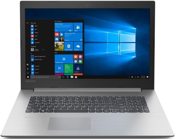 """Ноутбук Lenovo IdeaPad 330-17AST A6 9225/4Gb/1Tb/AMD Radeon R530 2Gb/17.3""""/TN/HD+ (1600x900)/Free DOS/grey/WiFi/BT/Cam цена и фото"""