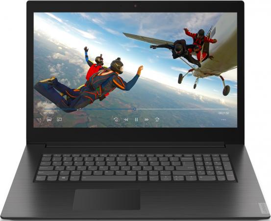 "Ноутбук Lenovo IdeaPad L340-17IWL Core i3 8145U/4Gb/1Tb/SSD128Gb/nVidia GeForce Mx110 2Gb/17.3""/TN/HD+ (1600x900)/Free DOS/black/WiFi/BT/Cam цена и фото"
