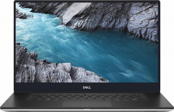 "Dell XPS15(7590) 15.6""4K UHD (3840 x 2160) OLED/Intel Core i7 9750H(2.6Ghz)/16384MB/SSD 1TB/noDVD/4GB nVidia GeForce GTX1650/Cam/BT/WiFi/97WHr/war 2y/2.0 kg/silver/W10Pro + TPM, FPR, Thdt 3"