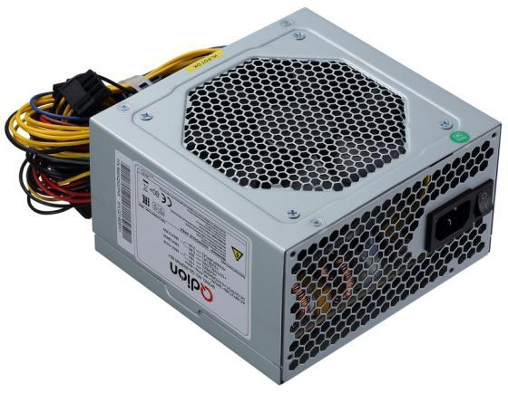 Блок питания ATX 500 Вт FSP Q-DION QD500-PNR 80+ QD-500-PNR 80+ 450 pnr i
