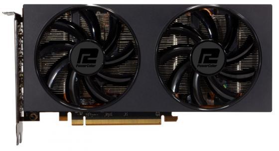 Видеокарта PowerColor PCI-E 4.0 AXRX 5700 8GBD6-3DH/OC AMD Radeon RX 5700 8192Mb 256bit GDDR6 1515/14000/HDMIx1/DPx3/HDCP Ret