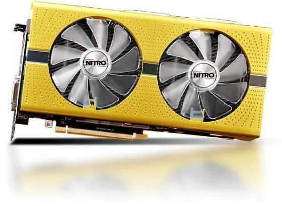 Видеокарта Sapphire PCI-E 11289-07-20G NITRO+ RADEON RX 590 8G AMD 50TH EDITION AMD Radeon RX 590 8192Mb 256bit GDDR5 1560/8400 DVIx1/HDMIx2/DPx2/HDCP Ret sapphire radeon nitro rx 460 11257 02 20g 2048мб gddr5