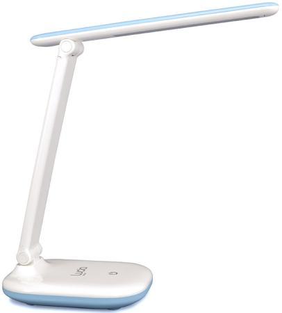 Светильник настольный Lucia Sofy (L545-B) на подставке голубой/белый 5Вт цены онлайн