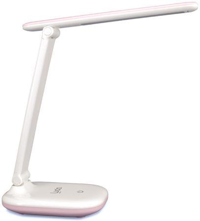 Светильник настольный Lucia Sofy (L545-P) на подставке розовый/белый 5Вт цены онлайн