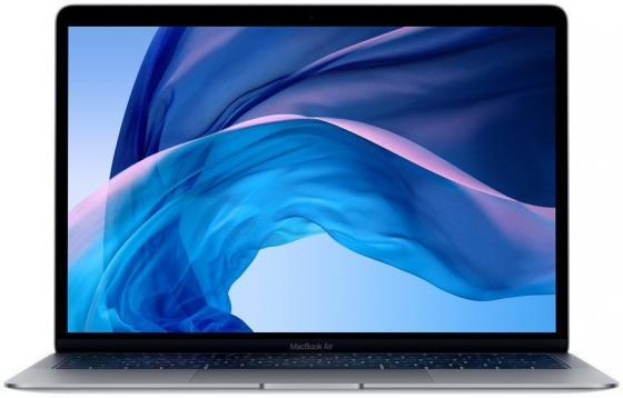 Ноутбук Apple MacBook Air 13.3 2560x1600 Intel Core i5-8210Y 512 Gb 16Gb Intel UHD Graphics 617 серый macOS Z0X20007U, Z0X2/4 ноутбук