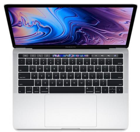 "Ноутбук Apple MacBook Pro 13.3"" 2560x1600 Intel Core i7-8557U 512 Gb 16Gb Bluetooth 5.0 Intel Iris Plus Graphics 645 серебристый macOS Z0W7000FH, Z0W7/3 цена 2017"
