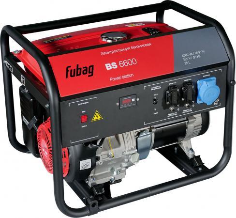 цена на Электростанция бензиновая BS 6600 FUBAG 838797