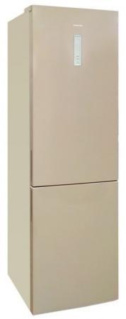 Холодильник HIBERG RFC-332DX NFY бежевый