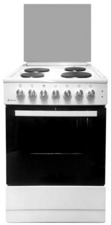 Электрическая плита De Luxe 606004.13э 001(кр) белый
