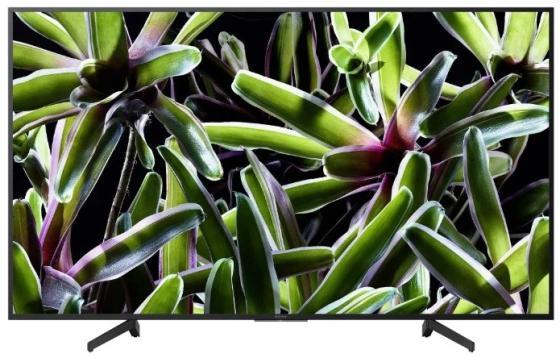 Фото - Телевизор 65 SONY KD-65XG7096 черный 3840x2160 50 Гц Smart TV Wi-Fi USB HDMI RJ-45 телевизор led 43 sony kdl43wf804br черный серебристый 1920x1080 50 гц smart tv wi fi rj 45 bluetooth