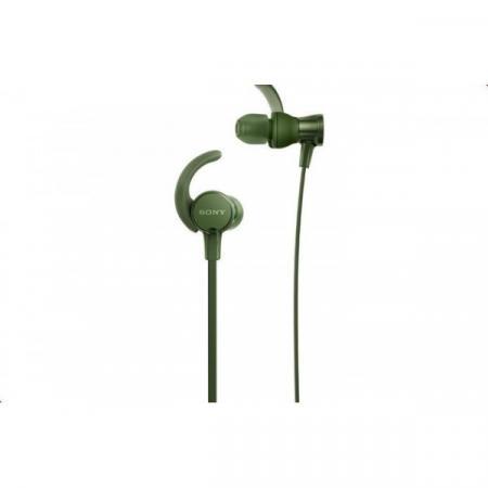 Sony MDR-XB510AS Наушники зеленый стоимость