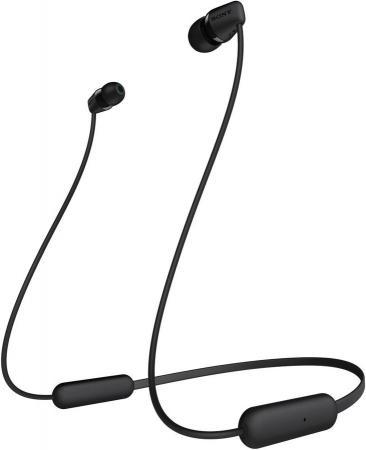 Sony WI-C200B Наушники черный