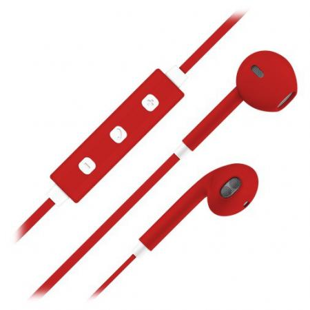 BB 003-001 Bluetooth-наушники (гарнитура), красный