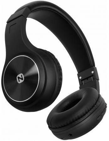 лучшая цена Nobby Comfort B-230, NBC-BH-42-12 Bluetooth-наушники (накладные) с MP3 плеером, черный