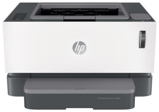 Принтер лазерный HP Neverstop Laser 1000w (4RY23A)