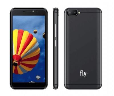 Смартфон Fly Life Zen синий 4.95 8 Гб Wi-Fi GPS 3G Bluetooth смартфон