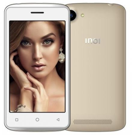 Смартфон Inoi 1 Lite золотистый 4