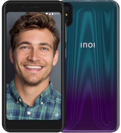 Смартфон Inoi 3 Lite зеленый 5 8 Гб Wi-Fi GPS 3G Bluetooth смартфон inoi 3 lite 8gb black