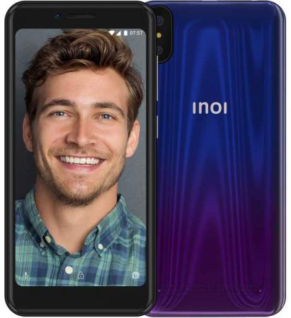 Смартфон Inoi 3 Lite синий 5 8 Гб Wi-Fi GPS 3G Bluetooth