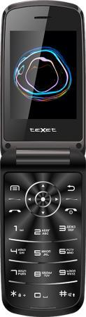 teXet TM-414 черный Мобильный телефон цена и фото