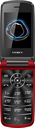 цена на teXet TM-414 красный Мобильный телефон