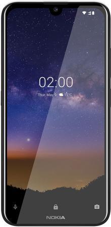 Nokia 2.2 DS TA-1188 BLACK Смартфон