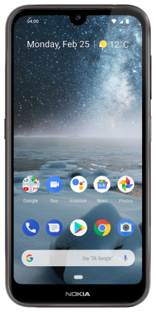 Nokia 4.2 DS 32Gb TA-1157 BLACK Смартфон смартфон