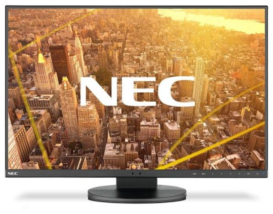 "NEC 22,5"" EA231WU-BK Black {IPS 1920x120016:10 250cd 1000:1 6ms 178/178 D-sub DVI-D HDMI DisplayPort USB 2x1W} недорого"