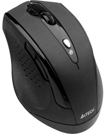 A4Tech V-Track G10-810FS black optical (2000dpi) silent cordless USB [1146008]