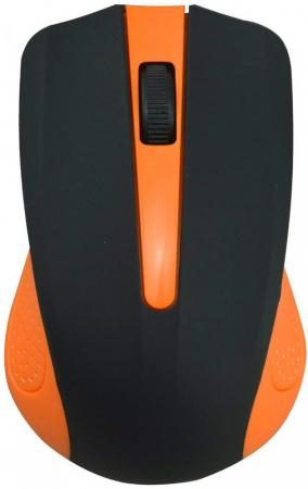 цена на Exegate EX280437RUS Мышь Exegate SH-9030BO <black+orange, optical, 3btn/scroll, 1200dpi, USB>