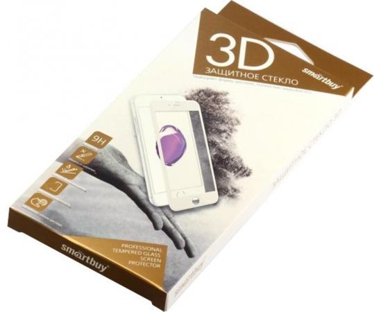 Защитное стекло Smartbuy для iPhone 6/6s Plus 10D(3D) белое [SBTG-3D0004] стоимость