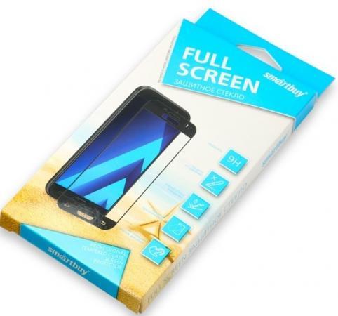 Защитное стекло Smartbuy для Xiaomi Mi8 SE с черной рамкой 2.9D [SBTG-FR0020] цена и фото