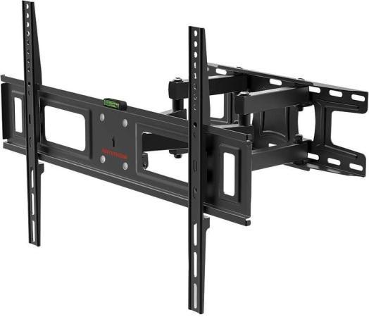 Фото - Кронштейн для телевизора Arm Media LCD-418 черный 32-65 макс.35кг настенный поворотно-выдвижной и наклонный кронштейн для телевизора arm media pt 15 new 32 55 настенный поворотно выдвижной и наклонный