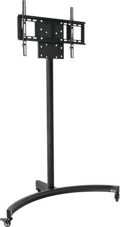 Фото - Подставка для телевизора Arm Media PT-STAND-10 черный 32-65 макс.45кг напольный фиксированный подставка для телевизора arm media pt stand 1 32 70 напольный фиксированный