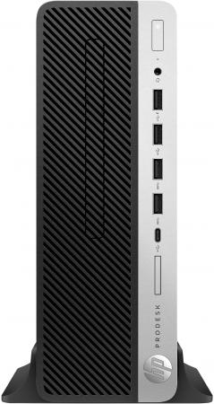 цена на ПК HP ProDesk 600 G4 SFF i3 8100/8Gb/500Gb/Windows 10 Professional 64/клавиатура/мышь