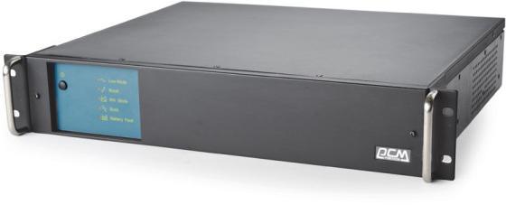 лучшая цена ИБП Powercom King Pro RM KIN-1200AP LCD 1200VA