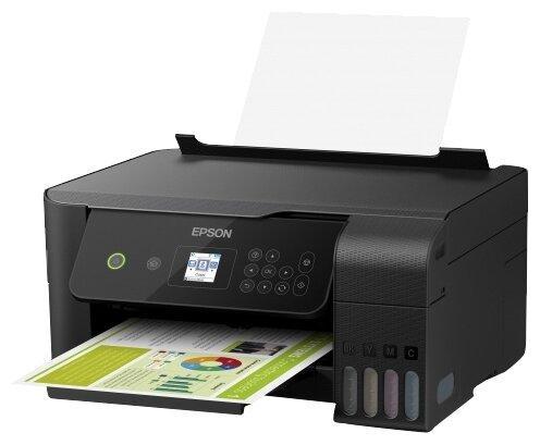 Фото - МФУ струйный Epson L3160 (C11CH42405) A4 WiFi USB черный мфу струйный epson l850 a4 цветной струйный черный [c11ce31402]